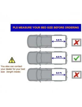 2014-2018 Dodge Ram 1500 Express crewcab singal cab  6.2'  Bed