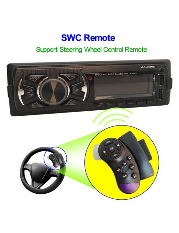 GRUNDIG CAR MP3 Player CAR RADIO MP3/WMA/USB/TF/BT PLAYER MP3 & FM RECEIVER