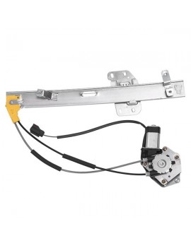 Front Right Power Window Regulator with Motor for 01-97 Jeep Cherokee