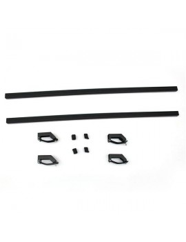 "2pcs 48"" Universal Iron Roof Racks with Locks and Keys"
